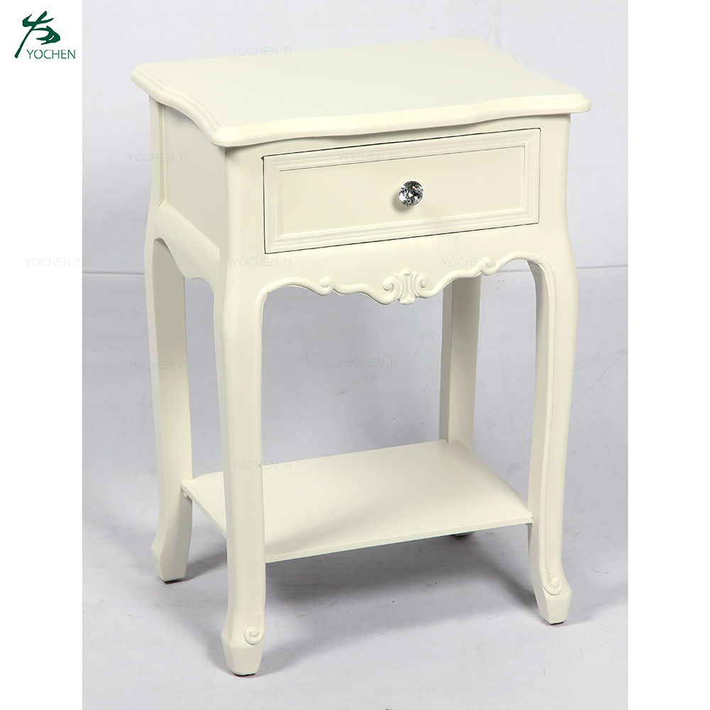 White three drawer nightstand furniture white bedside table