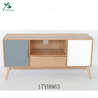 Modern simple design home furniture sets living room wood TV stand table