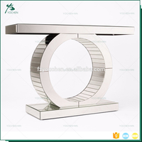 Home Decor Furniture Chic Design New Model Glass Coffee Table