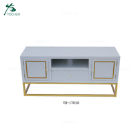 Modern Metal Legs TV Stand TV Showcase TV table for Sale