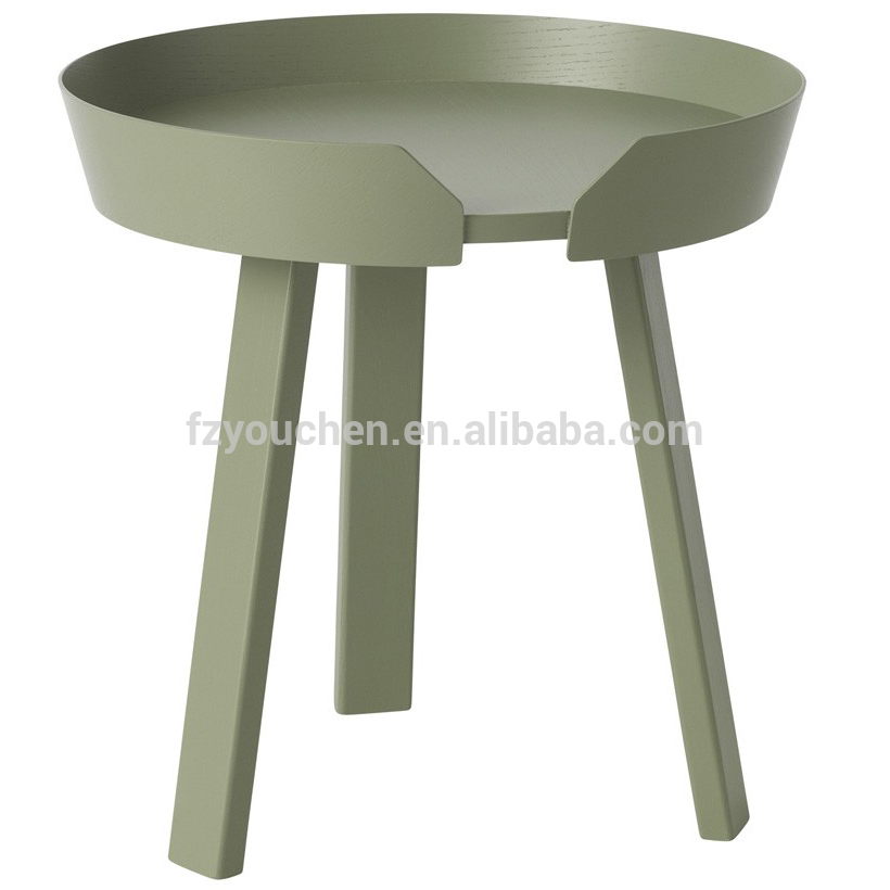 living room furniture coffee table with metal leg