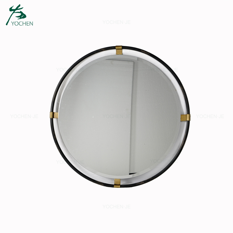 Circular Art Deco Dressing Room Vanity Mirror Sale