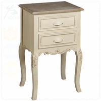 Cream Rustic Charm French Country Furniture for Table Lamp
