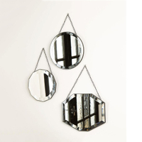 bathroom decorative vanity makeup mirror frame mirror