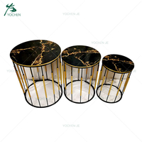 living room furniture marble bed side table wood coffee table