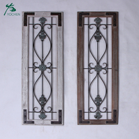 decorative outdoor antique wood carved mirror frame window garden mirror