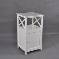 Modern cheap mini wood cabinet rack vintage furniture