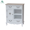 french provincial furniture noble white sample storage cabinet