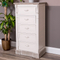 European style living furniture MDF panel huge storage cabinet
