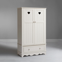 wholesale white wardrobe wooden cupboard designs of bedroom
