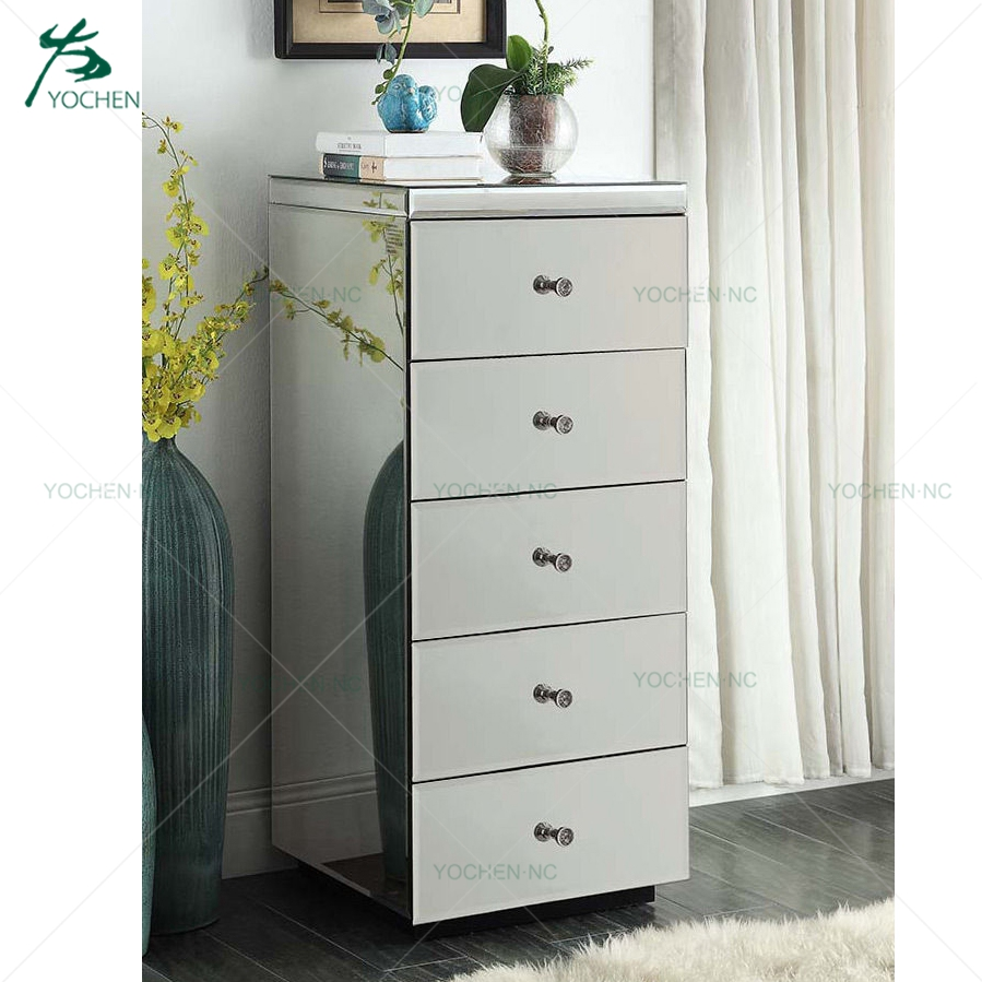 living room furniture mirror wooden cabinet for bedroom