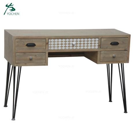 french modern furniture wooden console table