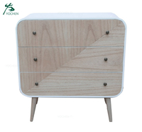 Modern Wooden Furniture Sideboard Big Chest Drawer Cabinet