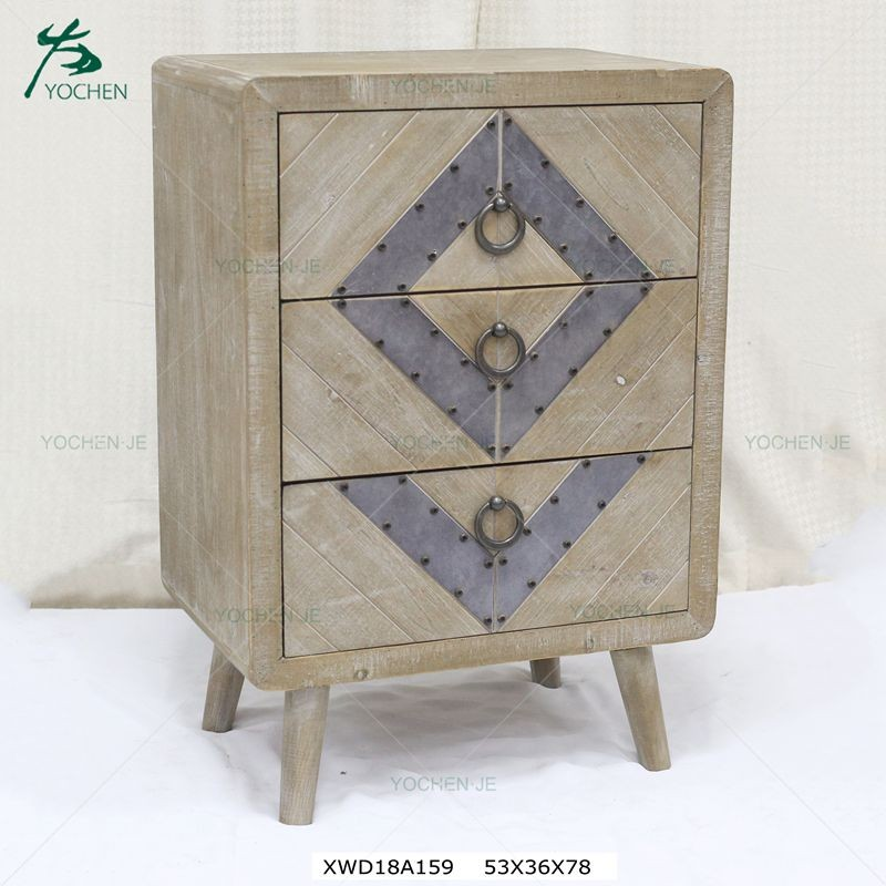 bedroom furniture nightstands solid wood bedside cabinet