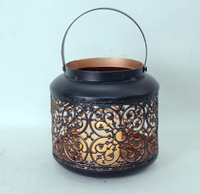 Moroccan Handmade Wax Tea-light Candle Holders