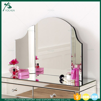 Venetian Dressing Table Mirror Vanity Glass Mirror