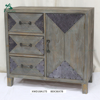 wholesale sideboard modern movable buffet drawer