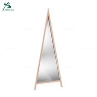 bedroom wall decorative dressing standing mirror designs