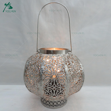 moroccan style christmas decoration vintage hang candle holder
