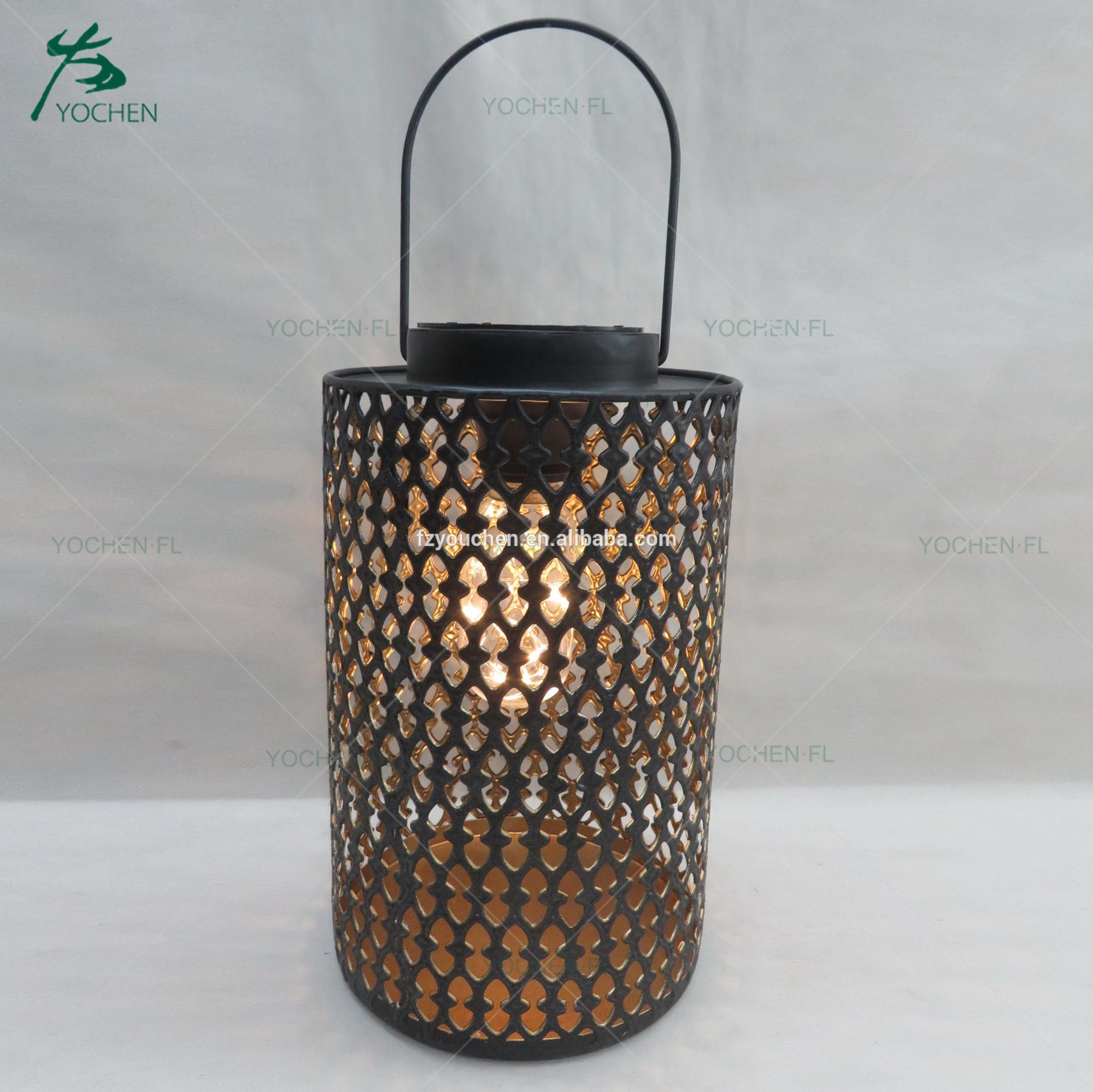 French birdcage tealight custom made candle holder