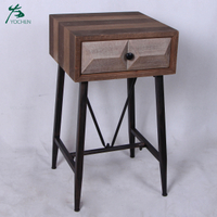 Asian natural wood furniture industrial small wooden storage cabinets