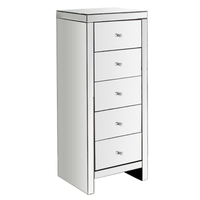 mirrored furniture wholesale tallboy chest 5 drawer living room cabinets